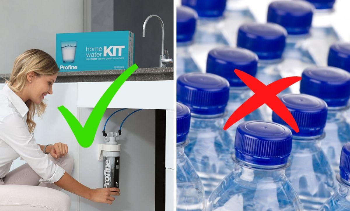 Prine Kit no more water bottles